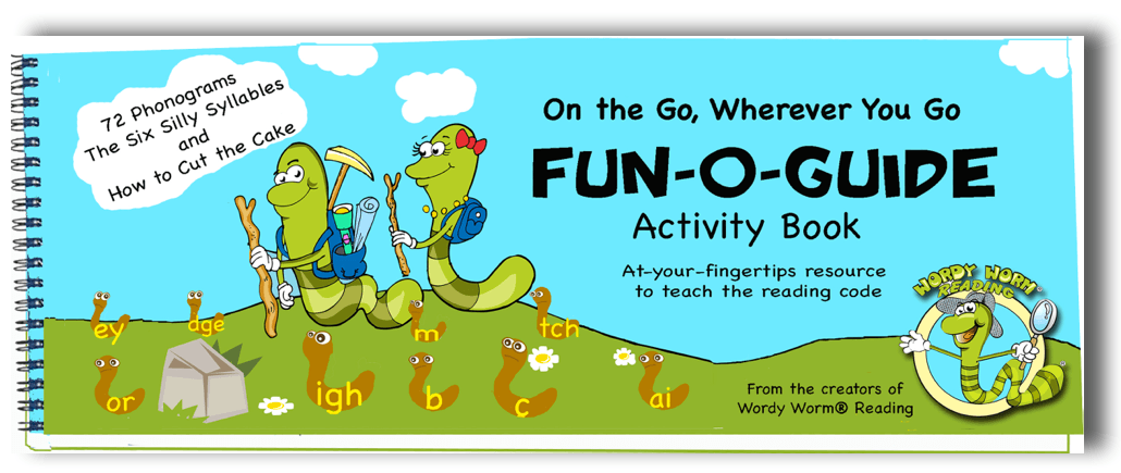 FUN-O-Guide, a child focused, family-centered teaching guide for readers
