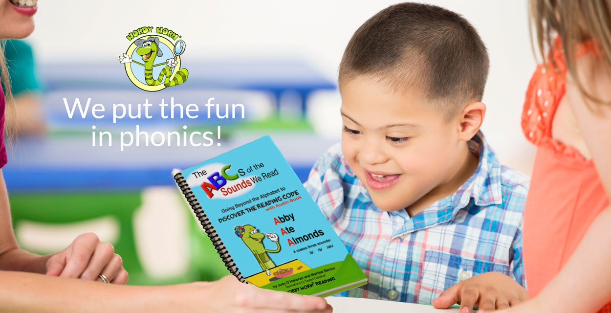 Down Syndrome Reading Program - Raising Robust Readers