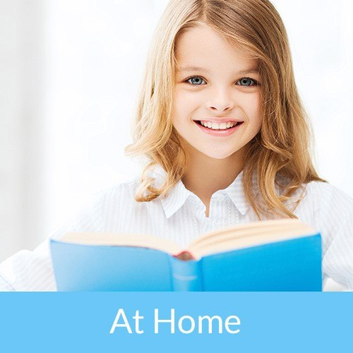 Reading Program At Home