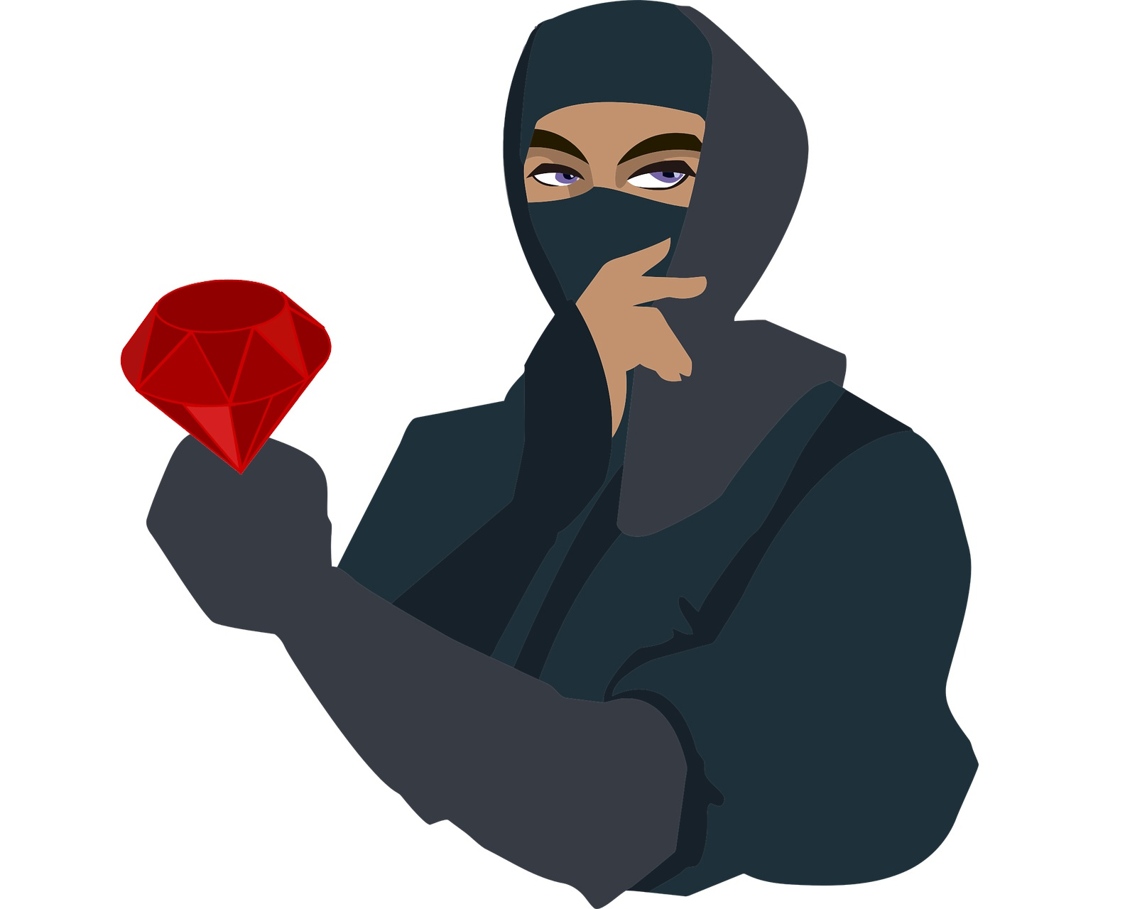 Ruby Ninja Syllable Level